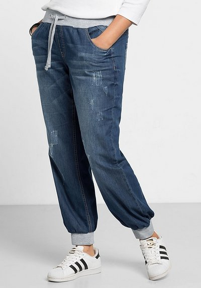 Pumpjeans - blue Denim - 40