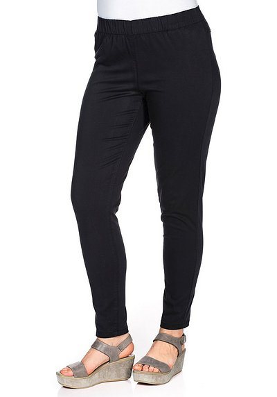 BASIC Treggings - schwarz - 40