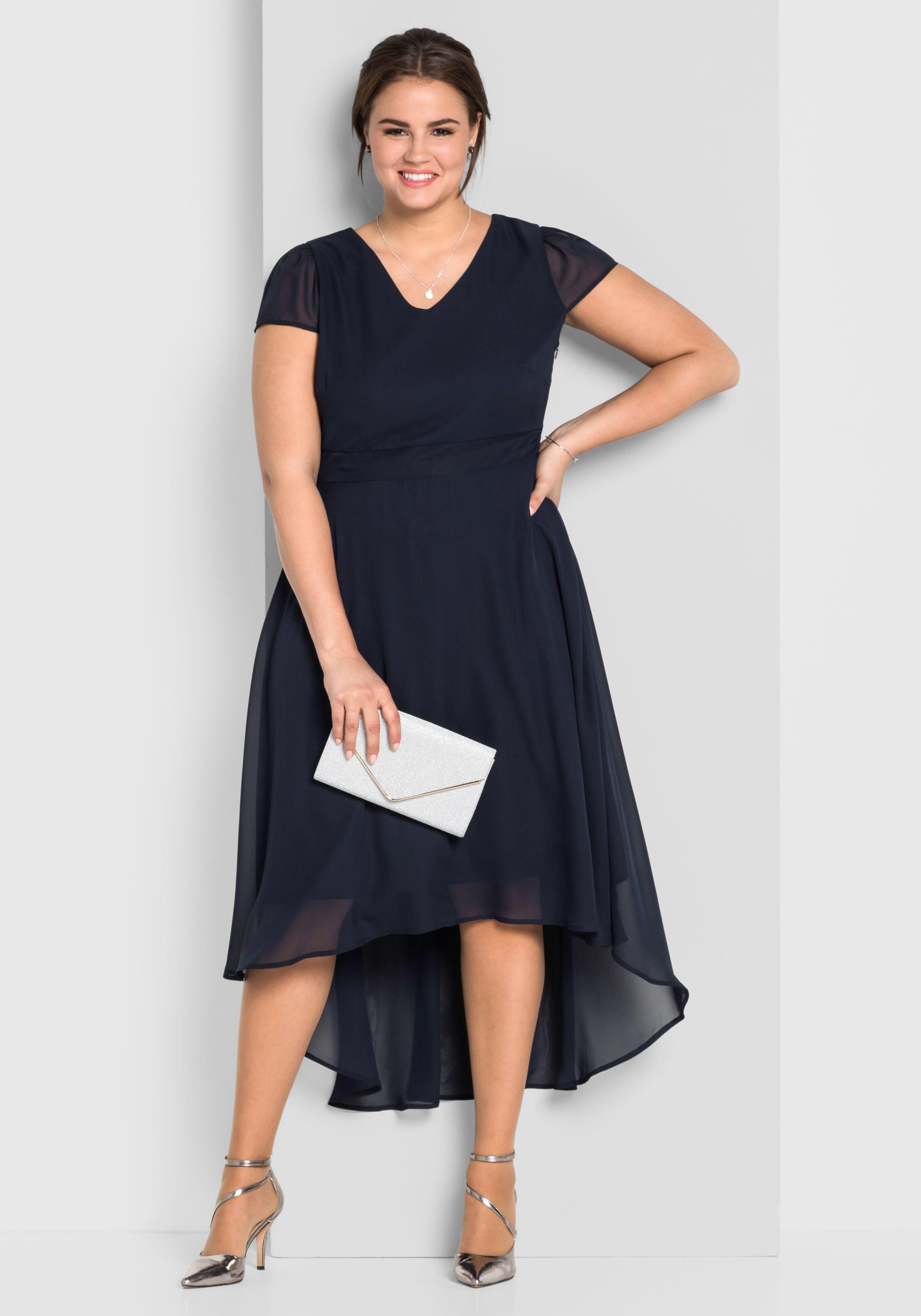 Elegante kleider 46
