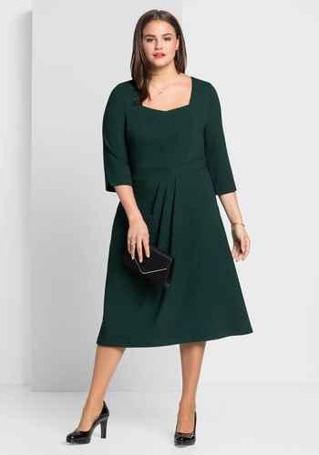 Damen kleider lang empire stil