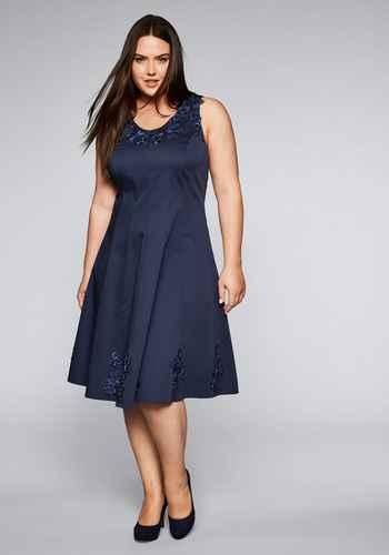 583f24dccd6d83 Elegante Abendkleider - viele große Größen in blau online kaufen ...