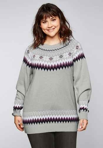 Sonderangebot professioneller Verkauf ankommen Pullover Damen große Größen | sheego ♥ Plus Size Mode