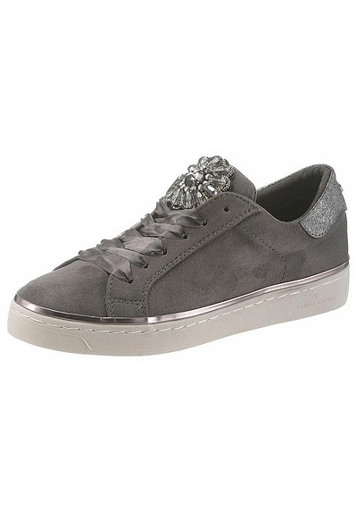 Tom Tailor Plateausneaker - anthrazit - 40