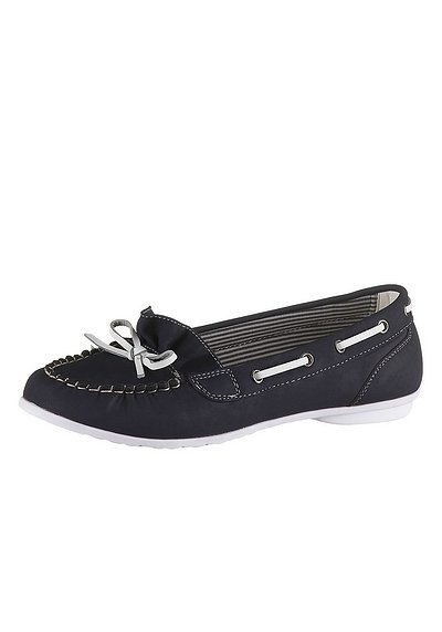 CITY WALK Slipper - blau - 40