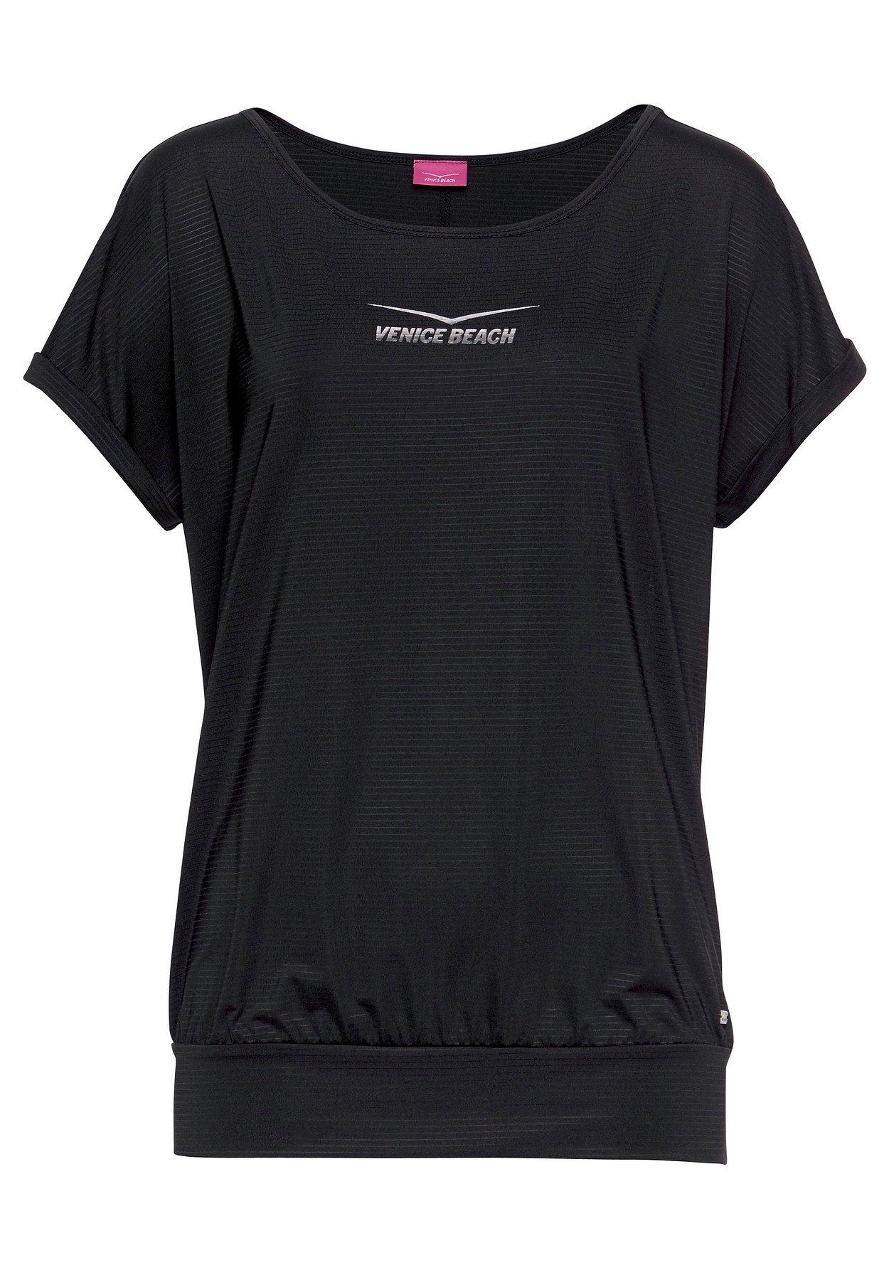 Talsohle Preis Verkauf Einzelhändler Turnschuhe für billige Venice Beach Funktionsshirt - schwarz   sheego