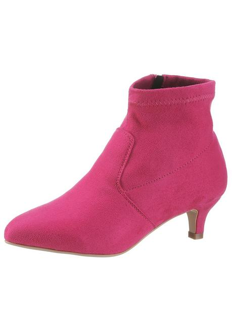 CITY WALK Ankleboots - pink - 40