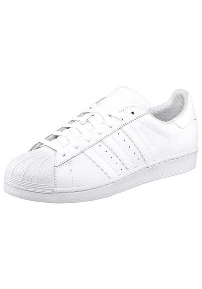 adidas Originals Sneaker »Superstar Foundation« - weiß - 40