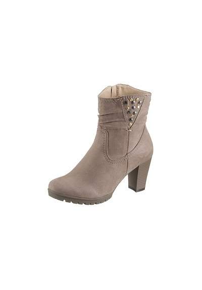 CITY WALK Stiefelette - taupe - 40