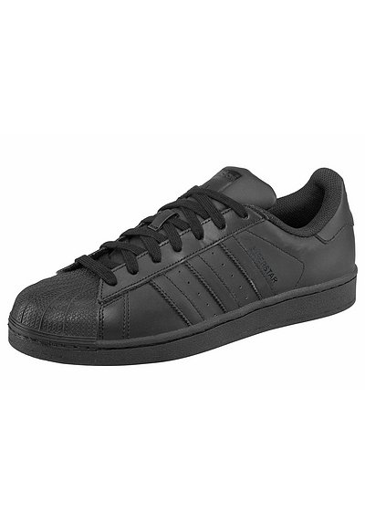 adidas Originals Sneaker »Superstar Foundation« - schwarz - 40
