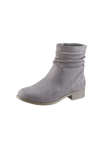 CITY WALK Schlupfboots - grau - 40