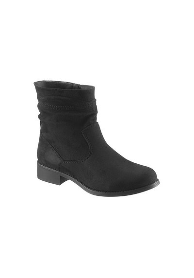 CITY WALK Schlupfboots - schwarz - 40