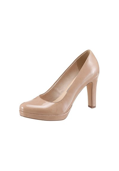 Tamaris High-Heel-Pumps - nude - 40