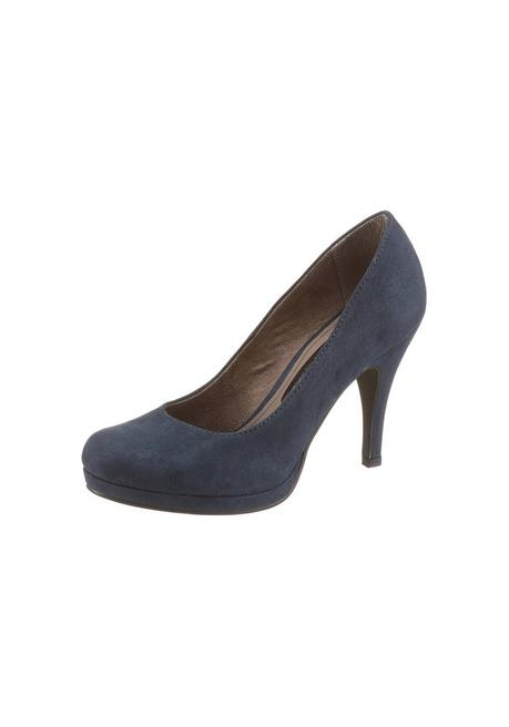Tamaris High-Heel-Pumps »Taggia« - marine - 40