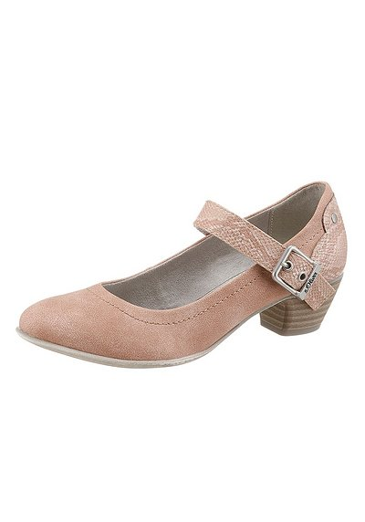 s.Oliver RED LABEL Spangenpumps - rosé - 40