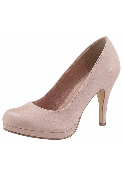 Tamaris High-Heel-Pumps »Taggia« - rosé - 40