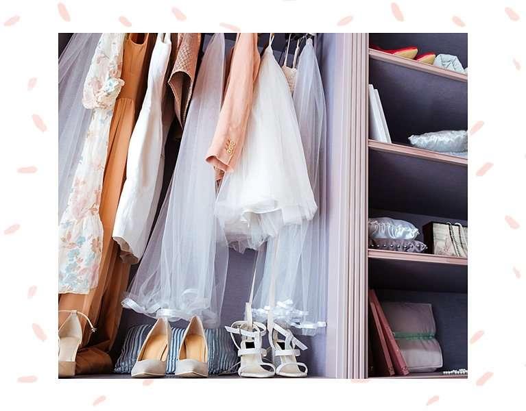 Ordnung im Kleiderschrank - so gehts! | sheego Magazin