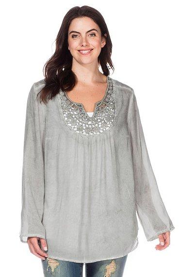 Damen Modemio Shoppen Tuniken In Größen Großen Online Für