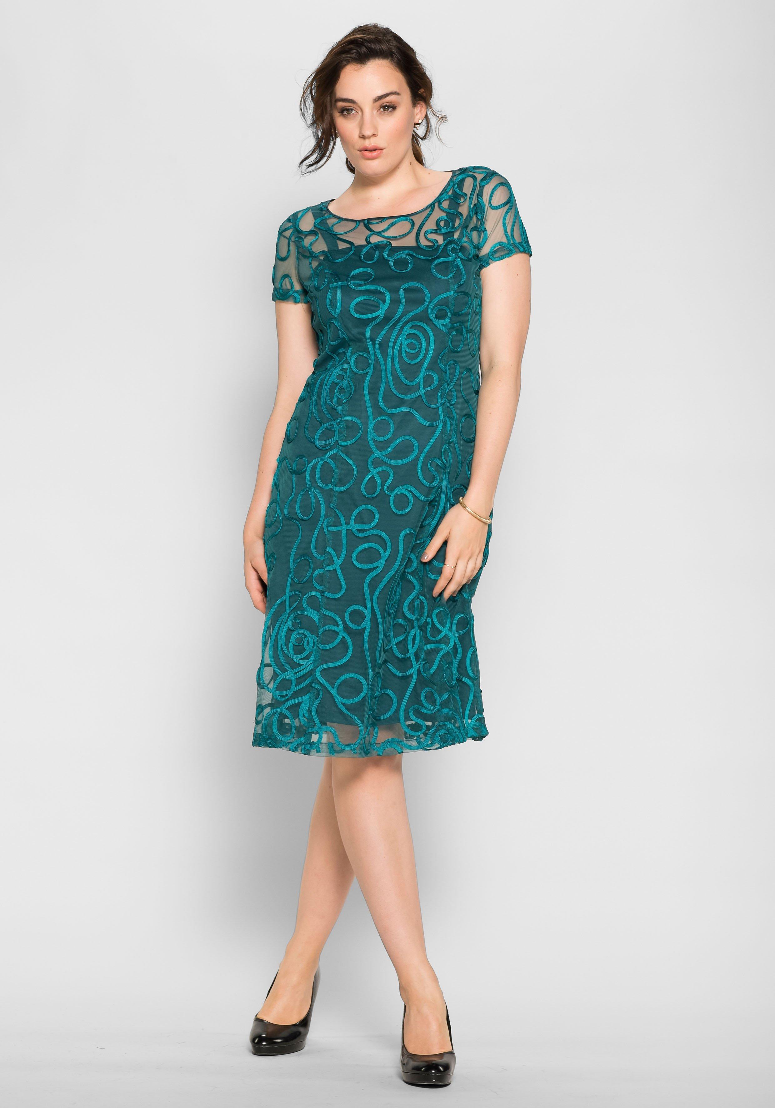 7362c742be4 Große Größen  Kleid