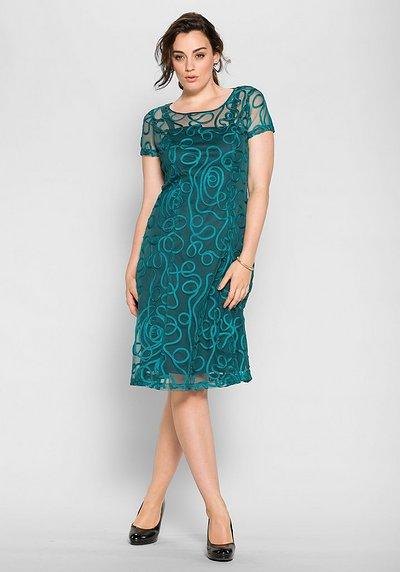 49fb602f141 Abendkleider für Damen in großen Größen entdecken ▻ ModeMio