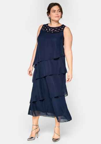 Abendkleider Grosse Grossen Sheego Plus Size Mode