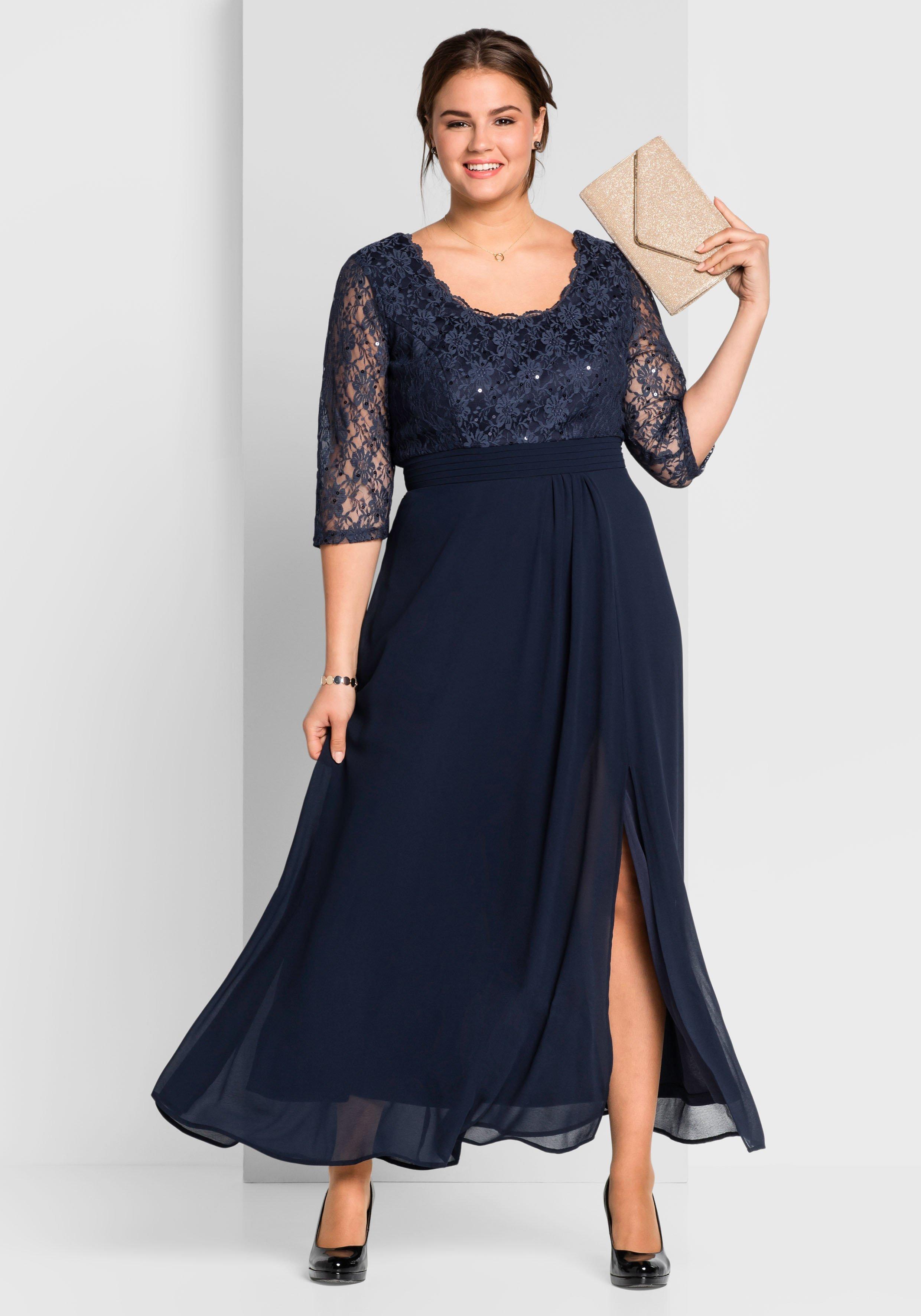 Gunstige abendkleider lang xxl - Modische Damenkleider