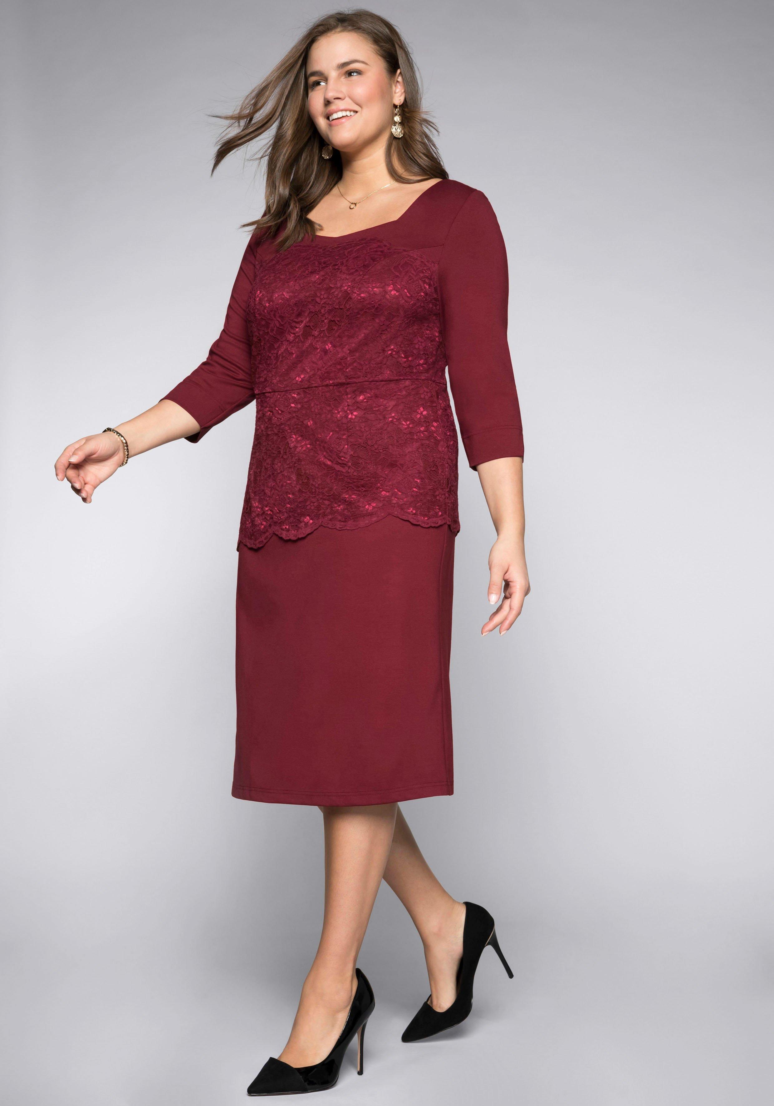 69bd644cd6e88 Kleider große Größen | Auswahl aus 25.000 Kleidern | Wundercurves