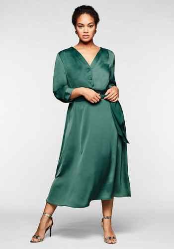 Gunstige Kleider Rocke In Grossen Grossen Sheego Plus Size Mode