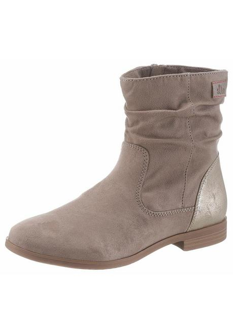 s.Oliver RED LABEL Sommerboots - taupe - 40