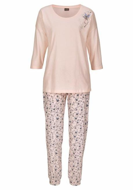 Vivance Dreams Pyjama - rosé - 44/46