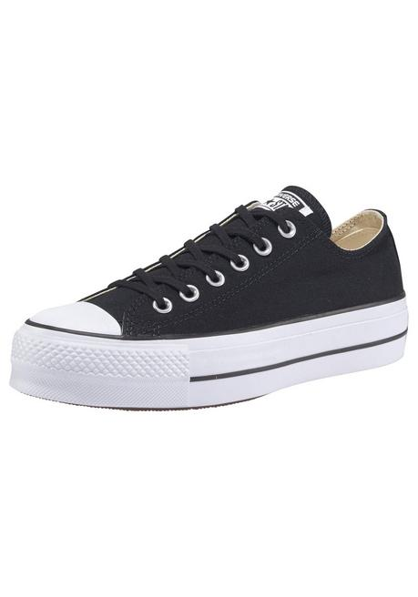 Converse Plateausneaker »Chuck Taylor All Star Lift Ox« - schwarz - 40