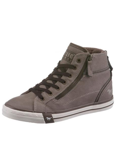 Mustang Shoes Sneaker - taupe - 40
