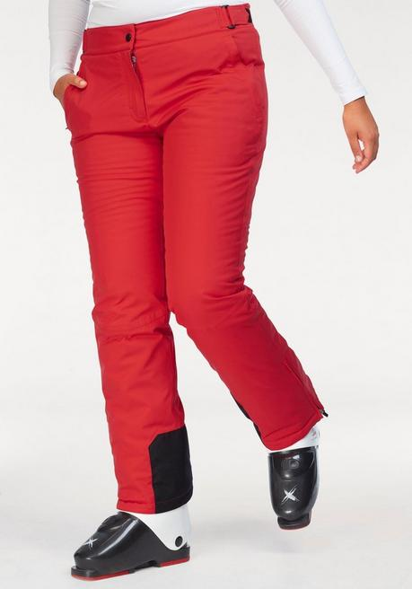 Maier Sports Skihose - rot - 44