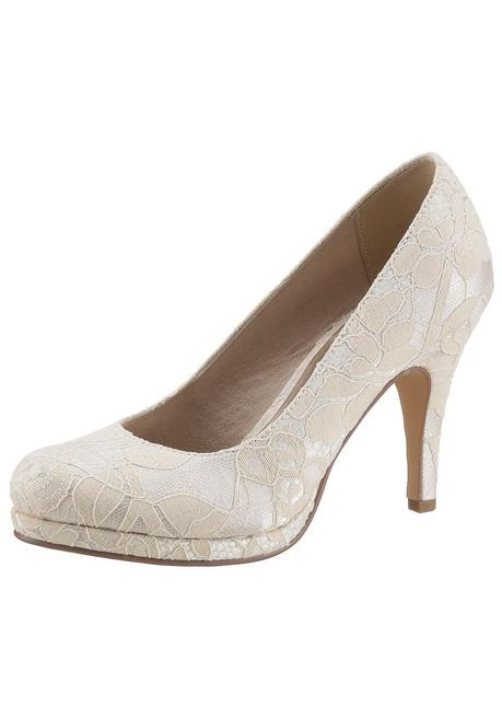 Tamaris High-Heel-Pumps - offwhite - 40