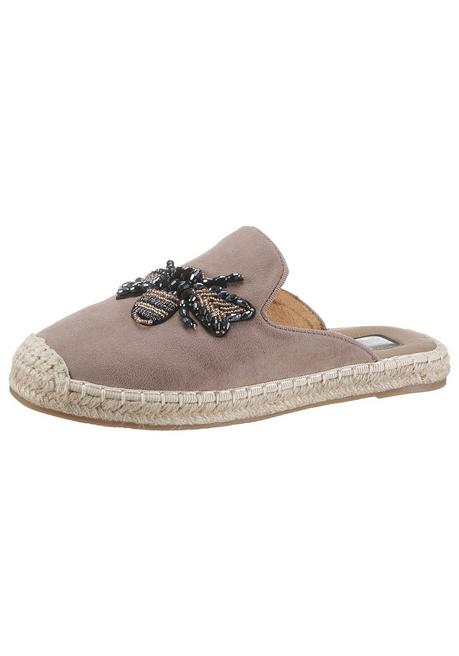 TOM TAILOR Clog - taupe - 40
