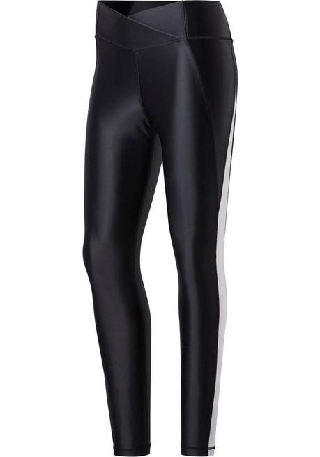 Reebok Funktionstights »HIGH RISE TIGHT SHINY« - schwarz - 44/46