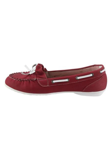 CITY WALK Slipper - rot - 40