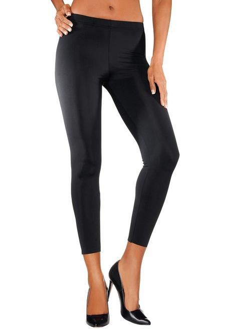 LASCANA Form-Leggings - schwarz - 40/42