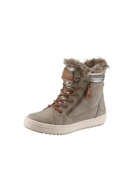 TOM TAILOR Winterboots - taupe - 40