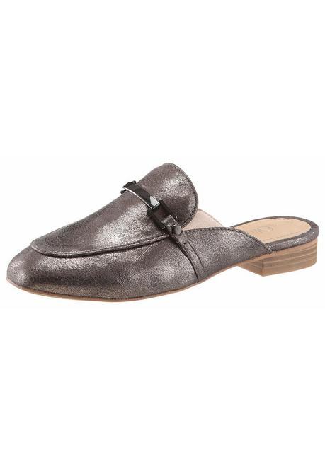s.Oliver RED LABEL Clog - taupe - 40