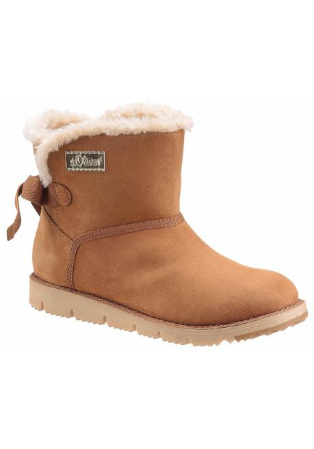 s.Oliver RED LABEL Winterboots - braun - 40