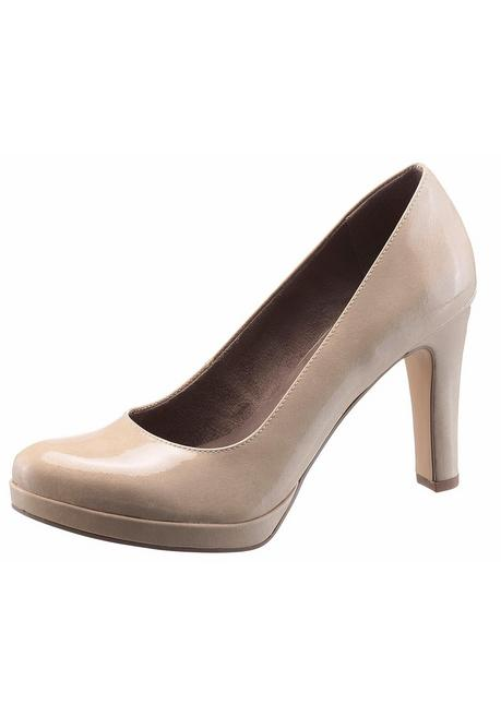 Tamaris High-Heel-Pumps - creme - 40