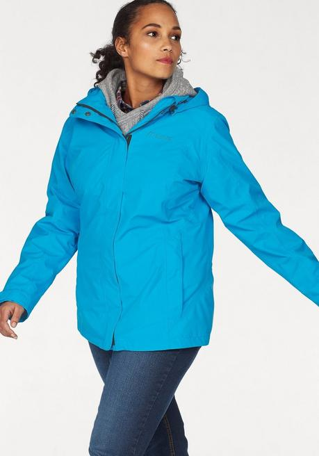 Maier Sports Funktionsjacke - aqua - 40